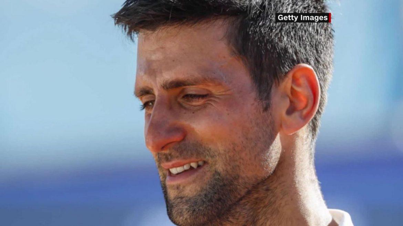 TENIS Djokovic pone en duda su participación en el US Open