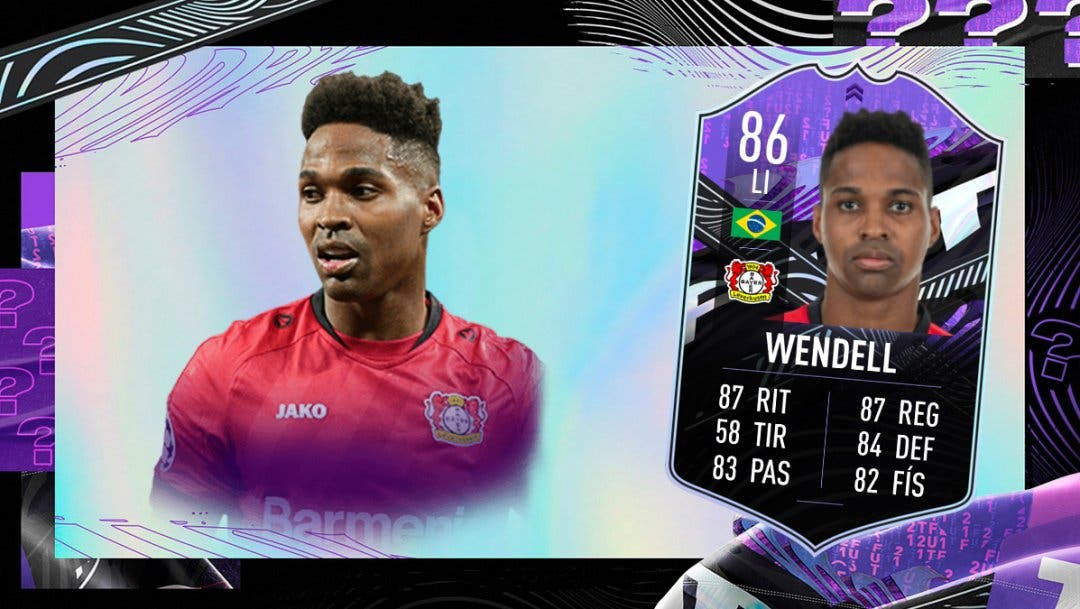 """FUT 21: Conoce a Wendell SBC """"What if"""""""
